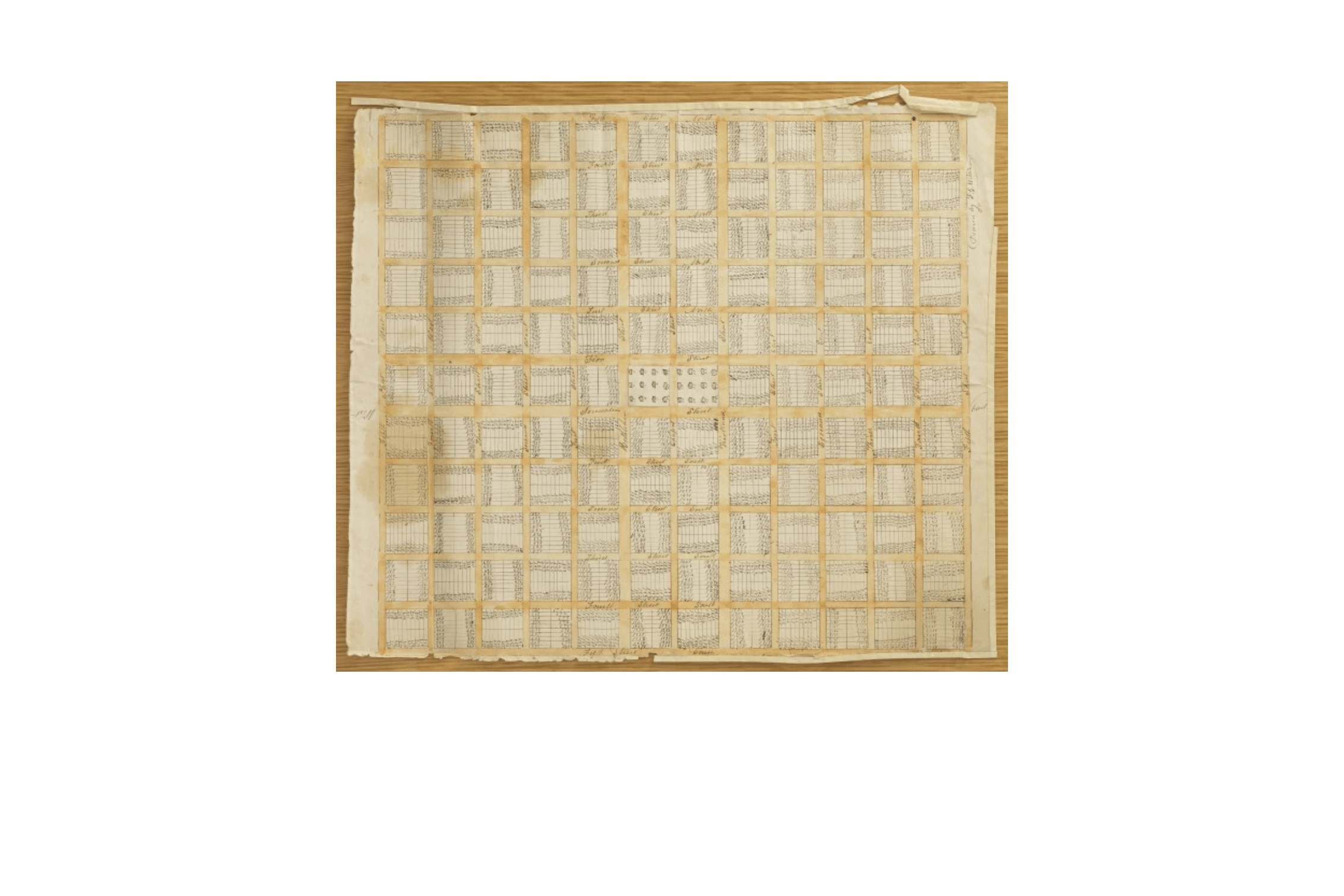Revised Plat of the City of Zion by Joseph Smith
